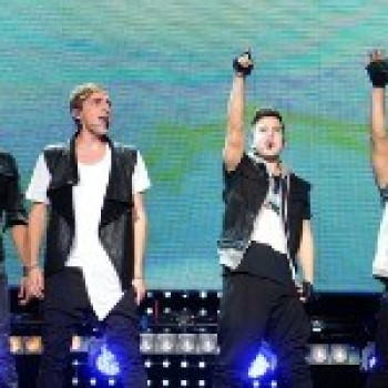 Big Time Rush Are Performing at the White House!