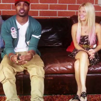 Why Are 'Ridiculousness' Stars Chanel Dudley and Sterling Brim Scared for Their Parents to Watch the Show?