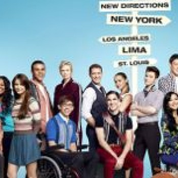 New 'Glee' Poster: Dianna Agron Missing, But Will Be on Season 4!