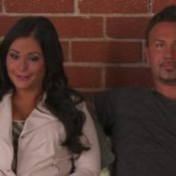 "The Secret to JWoww and Roger's Success? Compromise: ""I Don't Swing at Him,"" She Promises"