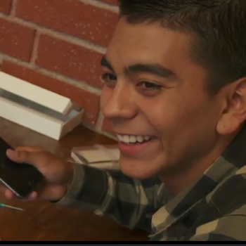 Real Teen Idol: Vincent Quigg Can Fix Your iPhone for $80 in 45 Minutes or Less!
