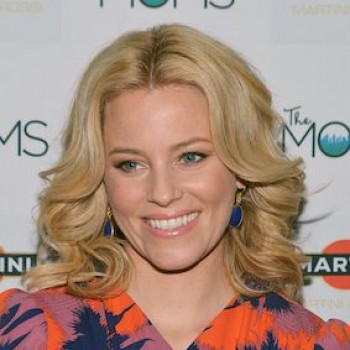'Pitch Perfect' Star and Producer Elizabeth Banks Reveals What You Just Might Catch Her Singing in the Shower!