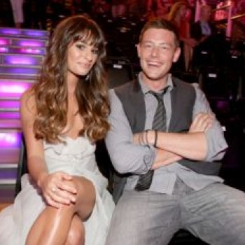 "'Glee' Stars Lea Michele and Cory Monteith ""So Happy"" Dating"