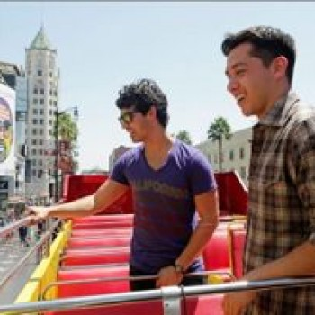 'The Next' Los Angeles: Promo and Exclusive Joe Jonas Photos!