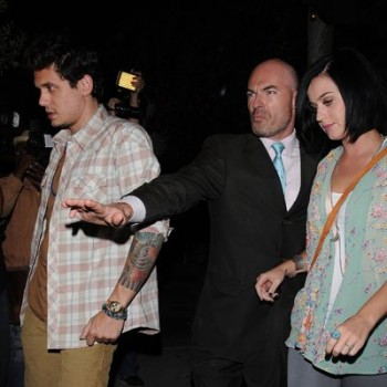 Katy Perry and John Mayer Go on a Date...Again!