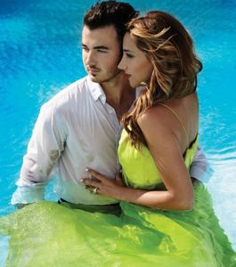 kevin jonas, danielle jonas, kevin and danielle jonas, married to jonas, married to jonas photos, kevin and danielle jonas social life magazine