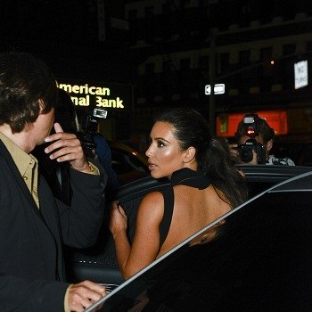 Why Isn't Kim Kardashian at the 2012 VMAs?