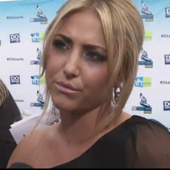 "Cassie Scerbo on Bullies: ""They're Just Insecure"""