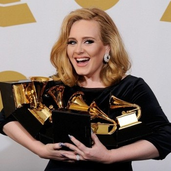 "Adele Gives Birth to a Baby Boy!; Obama and Romney Sing Katy Perry's ""Hot & Cold"" (CLICKWORTHY!)"