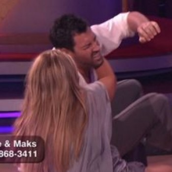 So Epically Awkward! 'Dancing With the Stars' Top 5 Falls!