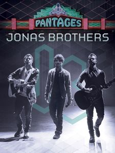 jonas brothers, jonas brothers pantages, jonas brothers pantages theater, jonas brothers lets go, jonas brothers new albu, jonas brothers first single, jonas brothers lets go video, married to jonas lets go