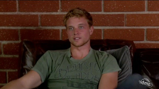 jonny weston shirtless