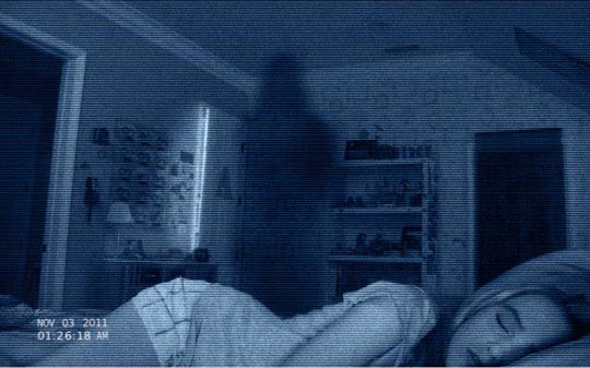 Paranormal Activty 4