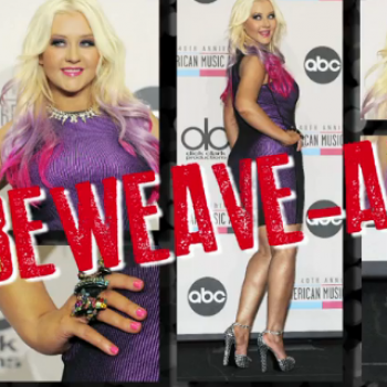 Christina Aguilera Actually Makes Us Want to Pull Out Her Hair! (RED CARPET REWIND)
