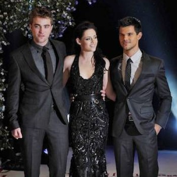 "Kristen Stewart Talks Importance of Twilight ""Love Triangle"""