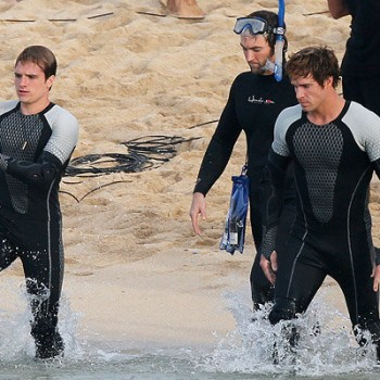 Josh Hutcherson Raves 'Catching Fire' Sets are &quot;Incredible&quot;