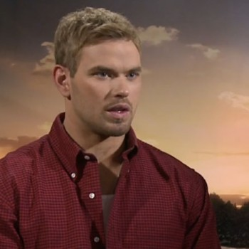 Kellan Lutz Talks Kristen Stewart, 'Twilight' Spinoff, and Emotional Ending (EXCLUSIVE)