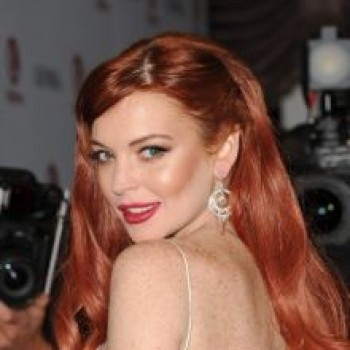 Lindsay Lohan Tweets Pregnancy News...April Fool's Joke or True?