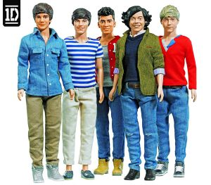 one direction, one direction dolls, 2012 hottest toys, 2012 hottest christmas toys, 2012 christmas toys, one direction dolls christmas