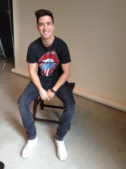 big time rush, logan henderson