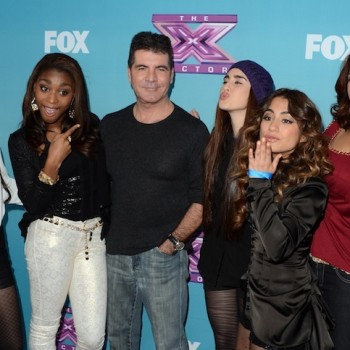 Simon Cowell: &quot;I'm Still Going to Be Backing My Girls to Win This&quot;
