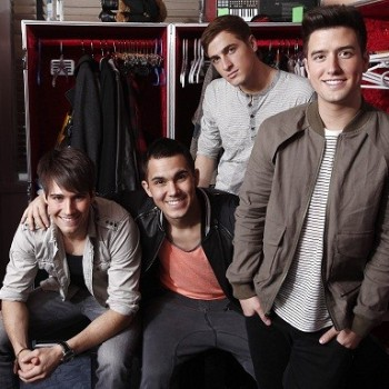 Big Time Rush to Guest Star on 'Marvin Marvin!' Get all of the Details Here! (EXCLUSIVE!)