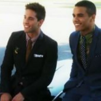 'Glee' Stars Jacob Artist, Dean Geyer Talk Dream Prom Dates!