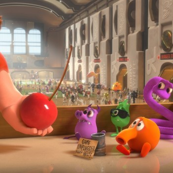 Golden Globes 2013: Best Animated Film Nominees (Which Gets Your Vote?)