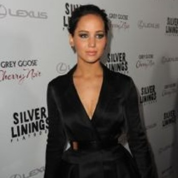 What's Jennifer Lawrence's New Year's Resolution?
