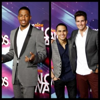"Nick Cannon's ""Tired of Seeing Celebrities Kiss Each Other's Butts"" Not Guilty? BTR!"