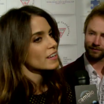 Autism Speaks 'Blue Tie Blue Jean Ball' with Nikki Reed and James Van Der Beek