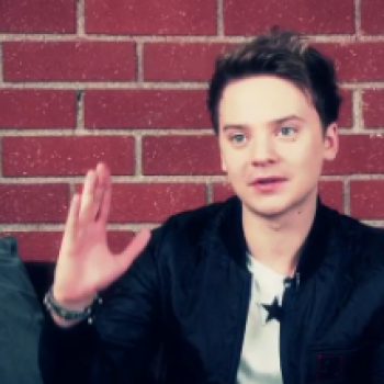 Conor Maynard's Fans Created a Human Ladder: Even 1D Fans Haven't Done That! (EXCLUSIVE)