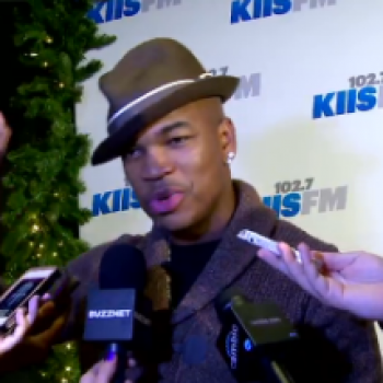 "Ne-Yo Tells Us About His Daughter: ""She's 2 and She's Fist Pumping!"""