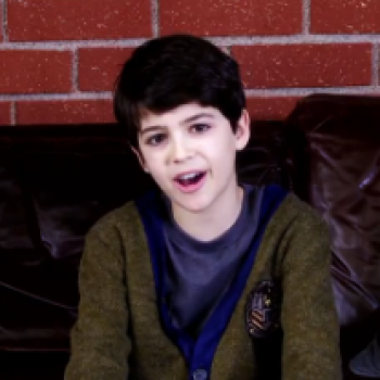 Parental Guidance's Joshua Rush Gives Us a Dreidel Lesson!