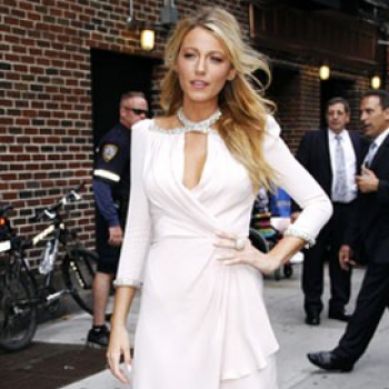 Blake Lively Made Our Best of the Best 2012 List: See Who Joined Her!