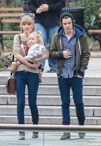 Harry Styles Baby on Taylor Swift Harry Styles Baby Lux Central Park Photo 1356615043 Jpg