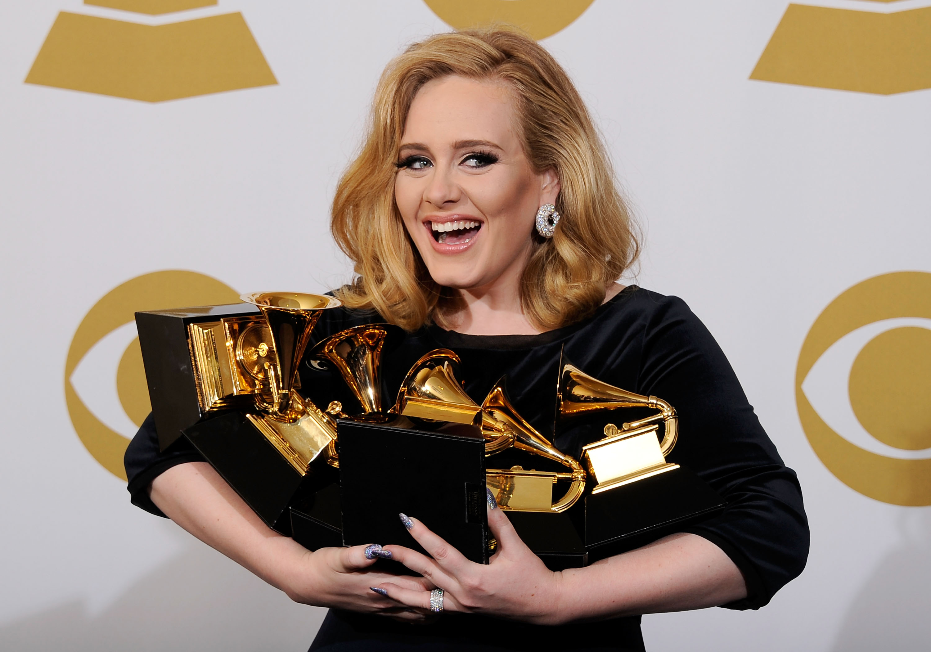 Adele Gets First Oscar Nomination, Attending Globes This Weekend!