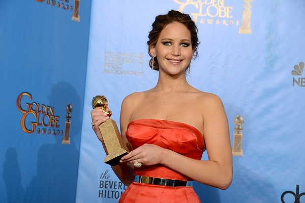 Lawrence Golden Globe Awards 2013: Takes Home 'Best Actress' Award