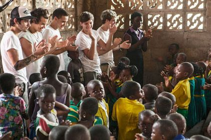 one direction, one direction africa, one direction in africa, one direction ghana, one direction in ghana, one direction ghana photos, one direction ghana pic