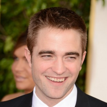 Robert Pattinson and Kristen Stewart Spotted at Golden Globes After Party