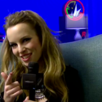 Bridgit Mendler Tells Us About Her T-Rated Adventure on Tour!