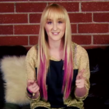 "Which 1D Guy is ""Chatty?"" ""A Gym Rat?"" Camryn Reveals All (WATCH!)"