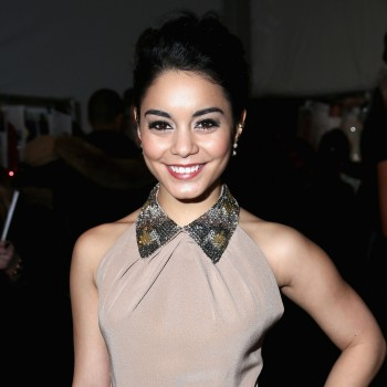 Vanessa Hudgens Talks Valentine's Day & Celebrating Solo