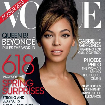 Beyonce Covers 'Vogue', Talks Blue Ivy!
