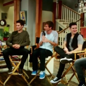 Big Time Rush Talk Rapping and Writing for Their New Album! (EXCLUSIVE!)