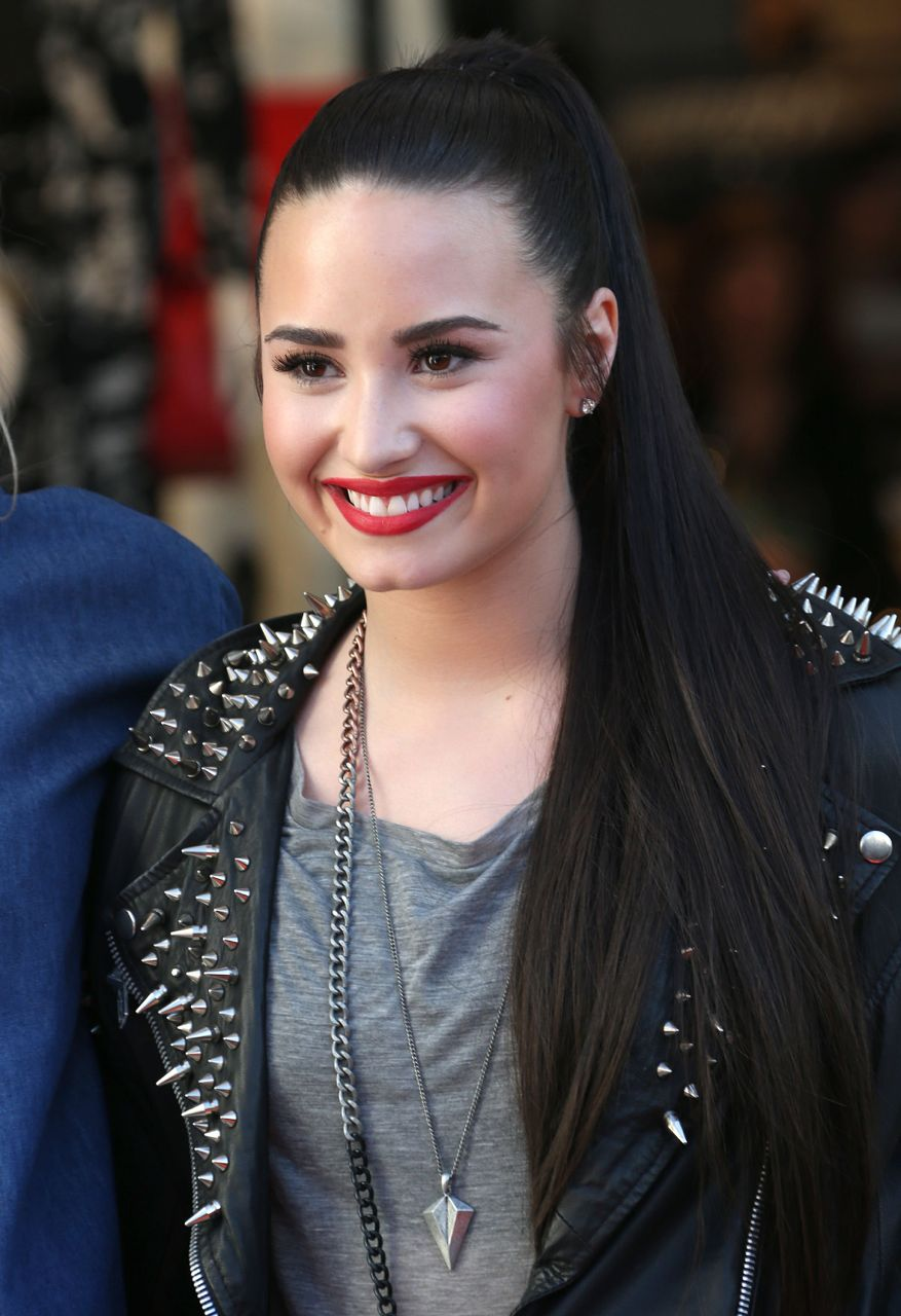 Watch Demi Lovato on Ryan Seacrest Heart Attack video February 26