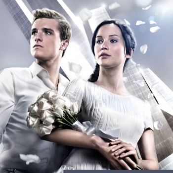 See Jennifer Lawrence and Josh Hutcherson's New 'Catching Fire' Posters!