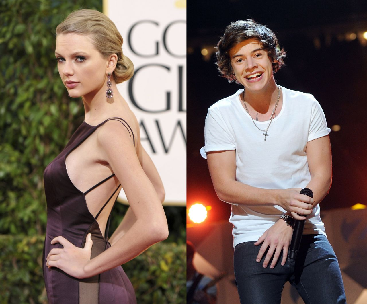 Prince Harry And Taylor Swift Hookup