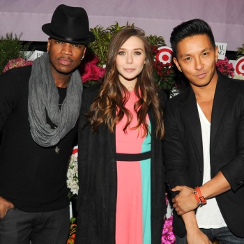 Elizabeth Olsen Hangs With Ne-Yo and Other Celebs!