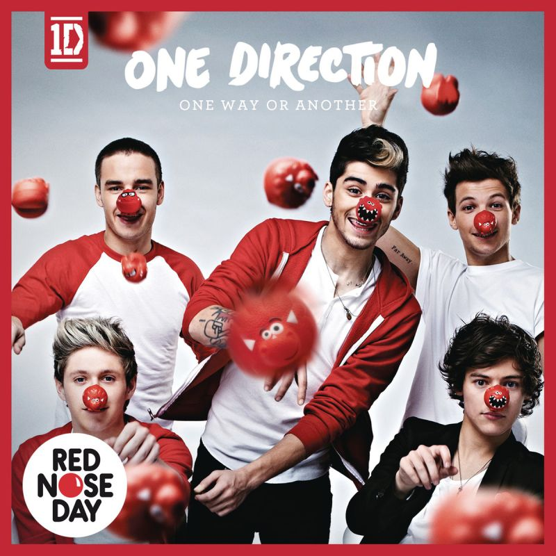 one direction, one direction red nose day, one direction one way or another, one direction one way or another single, one direction one way or another release, one direction one way or another brit awards